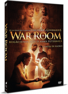 Camera de razboi / War Room - DVD