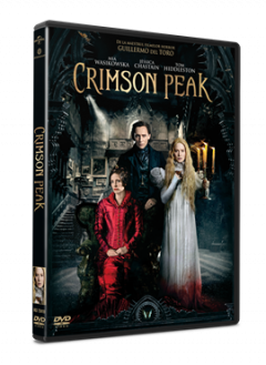 Crimson Peak - DVD