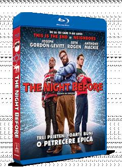 Inainte de Craciun / The Night Before - BD