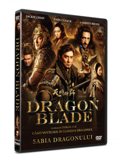 Sabia Dragonului / Dragon Blade - DVD