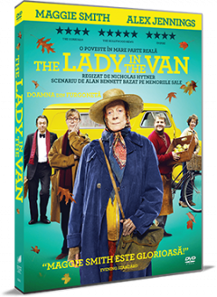 Doamna din furgoneta / The Lady in the Van - DVD