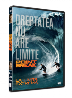 La limita extrema / Point Break - DVD