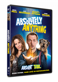 Absolut totul / Absolutely Anything - DVD