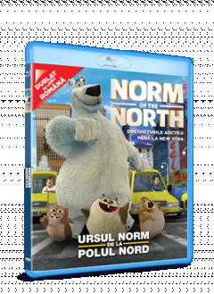 Norm de la Polul Nord / Norm of the North - BLU-RAY