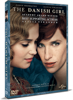 Daneza / The Danish Girl - DVD