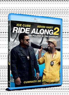 Un politist si trei sferturi / Ride Along 2 - BD