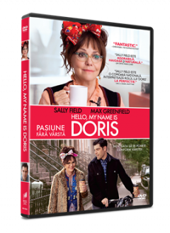 Pasiune fara varsta / Hello, My Name is Doris - DVD