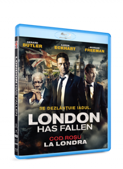 Cod rosu la Londra / London Has Fallen - BLU-RAY