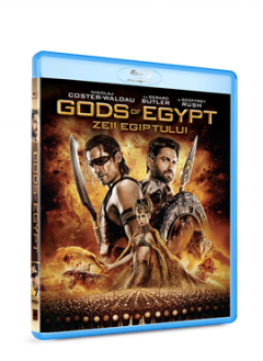 Zeii Egiptului / Gods of Egypt - BLU-RAY