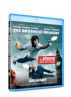 Grimsby / The Brothers Grimsby - BD