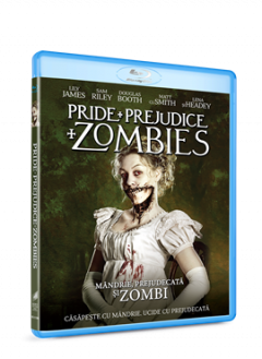 Mandrie, Prejudecata si Zombi / Pride and Prejudice and Zombies - BD