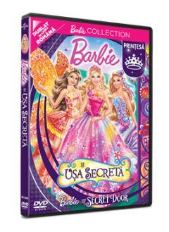 Barbie si Usa Secreta / Barbie and the Secret Door - DVD