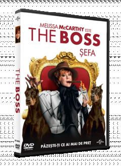 Sefa / The Boss - DVD