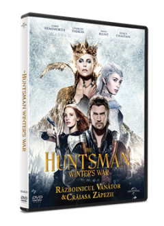 Razboinicul Vanator si Craiasa Zapezii / The Huntsman: Winter's War - DVD