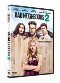 Vecini de cosmar 2 / Bad Neighbours 2 - DVD