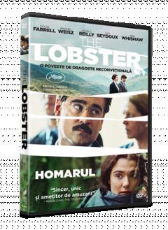 Homarul / The Lobster - DVD