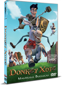 Magarusul Buclucas / Donkey Xote - DVD