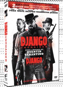 Django Dezlantuit / Django Unchained - DVD