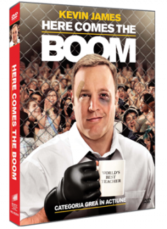 Categoria grea in actiune / Here Comes the Boom - DVD