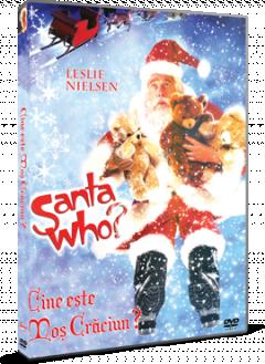 Cine este Mos Craciun? / Santa Who? - DVD
