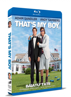 Baiatu' tatii / That's My Boy - BLU-RAY