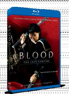 Blood: Ultimul Vampir / Blood: The Last Vampire - BLU-RAY