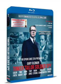 Un spion care stia prea multe / Tinker Tailor Soldier Spy - BLU-RAY