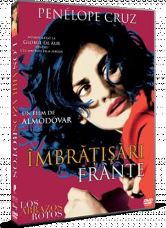 Imbratisari frante / Los Abrazos Rotos / Broken Embraces - DVD