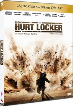 Misiuni Periculoase / The Hurt Locker - DVD