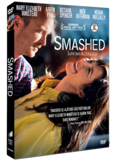 In patima alcoolului / Smashed - DVD