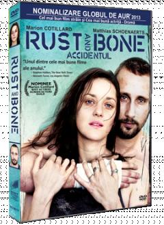 Accidentul / De rouille et d'os / Rust and Bone - DVD