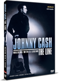 Johnny Cash: Drumul catre succes / Johnny Cash: Walking with a Legend - DVD