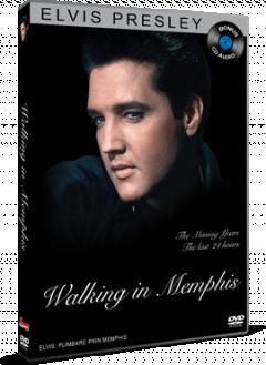 Elvis: Plimbare prin Memphis / Elvis Presley: Walking in Memphis - DVD + CD audio bonus