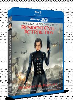 Resident Evil: Rasplata / Resident Evil: Retribution BD 3D + 2D
