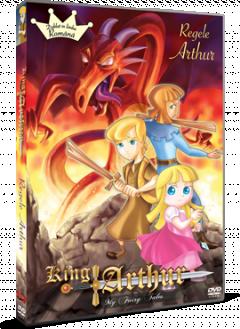 Regele Arthur / King Arthur: My Fairy Tales - DVD