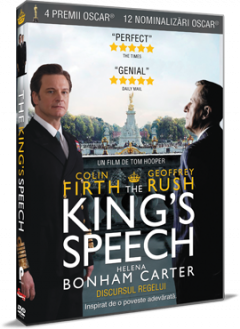 Discursul Regelui / The King's Speech - DVD