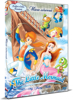 Mica Sirena / The Little Mermaid - My Fairy Tales - DVD