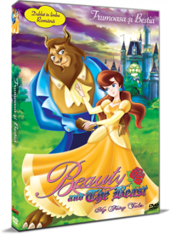 Frumoasa si Bestia - Fairy Tales / Beauty and the Beast - DVD