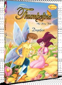 Degetica / Thumbelina: Fairy Tales - DVD
