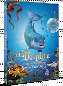 Povestea micului delfin / The Doplhin: Story of a Dreamer - DVD