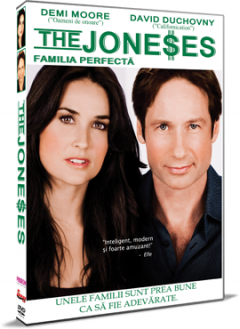 Familia perfecta / The Joneses - DVD
