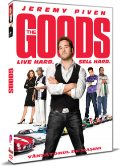 Vanzatorul de masini / The Goods: Live Hard, Sell Hard - DVD