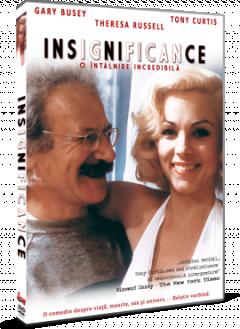 O intalnire incredibila / Insignifiance - DVD