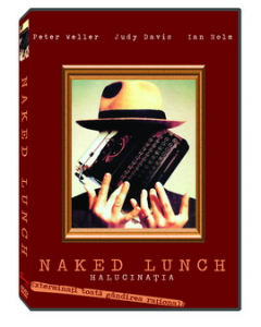 Halucinatia / Naked Lunch - DVD