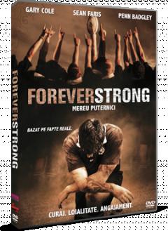 Mereu Puternici / Forever Strong - DVD