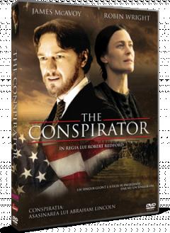 Conspiratia: Asasinarea lui Abraham Lincoln / The Conspirator - DVD