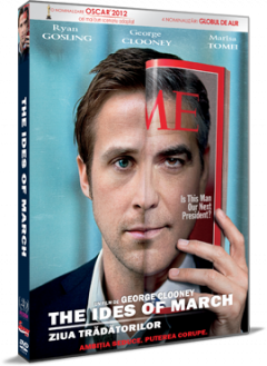 Ziua tradatorilor / The Ides of March - DVD