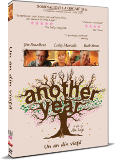 Un an din viata / Another Year - DVD