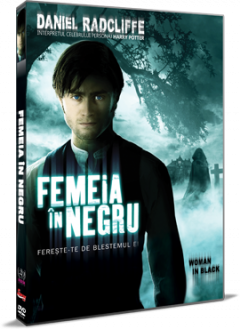 Femeia in negru / The Woman in Black - DVD
