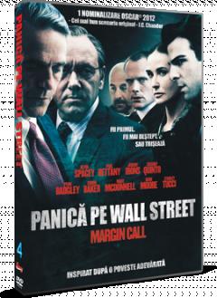 Panica pe Wall Street / Margin Call - DVD